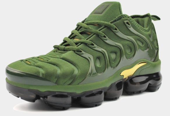 Nike Air VaporMax Plus Зелёные