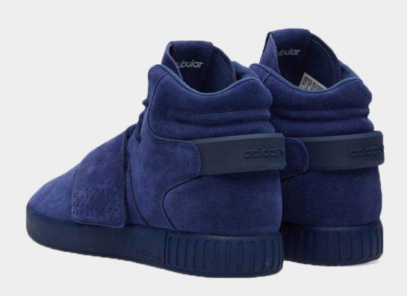 Фото Adidas Tubular Invader Strap синие - 2