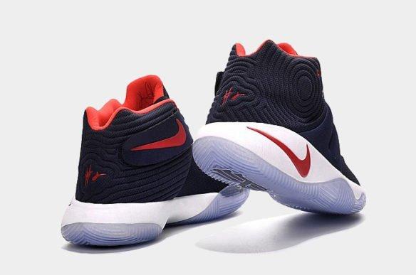 Фото Nike Kyrie 2 USA темно-синие - 2