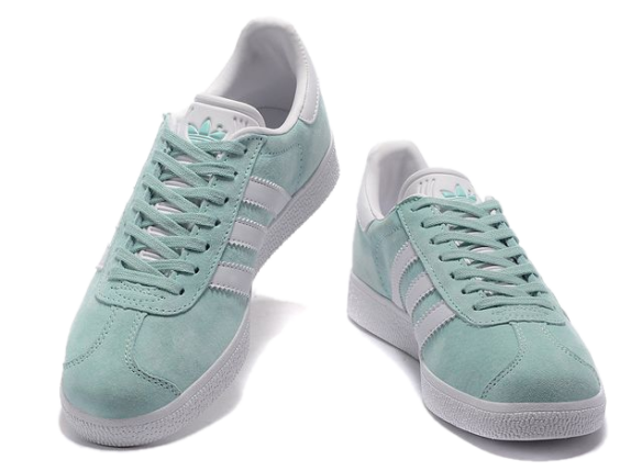 Фото Adidas Gazelle Ice Mint Мятные - 1