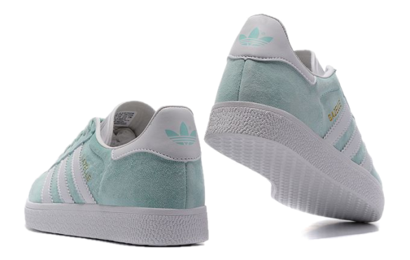 Фото Adidas Gazelle Ice Mint Мятные - 3