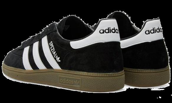 Фото Adidas Spezial Черные - 3