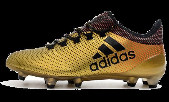 Фото Adidas X 17.1 FG gold - 3